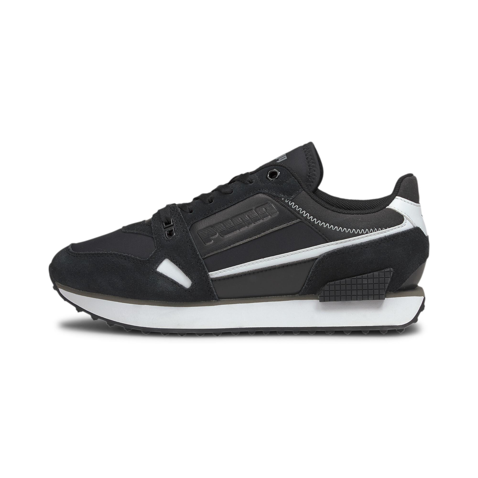 Indexbild 22 - PUMA-Mile-Rider-Chrome-Desert-Damen-Sneaker-Frauen-Schuhe-Neu