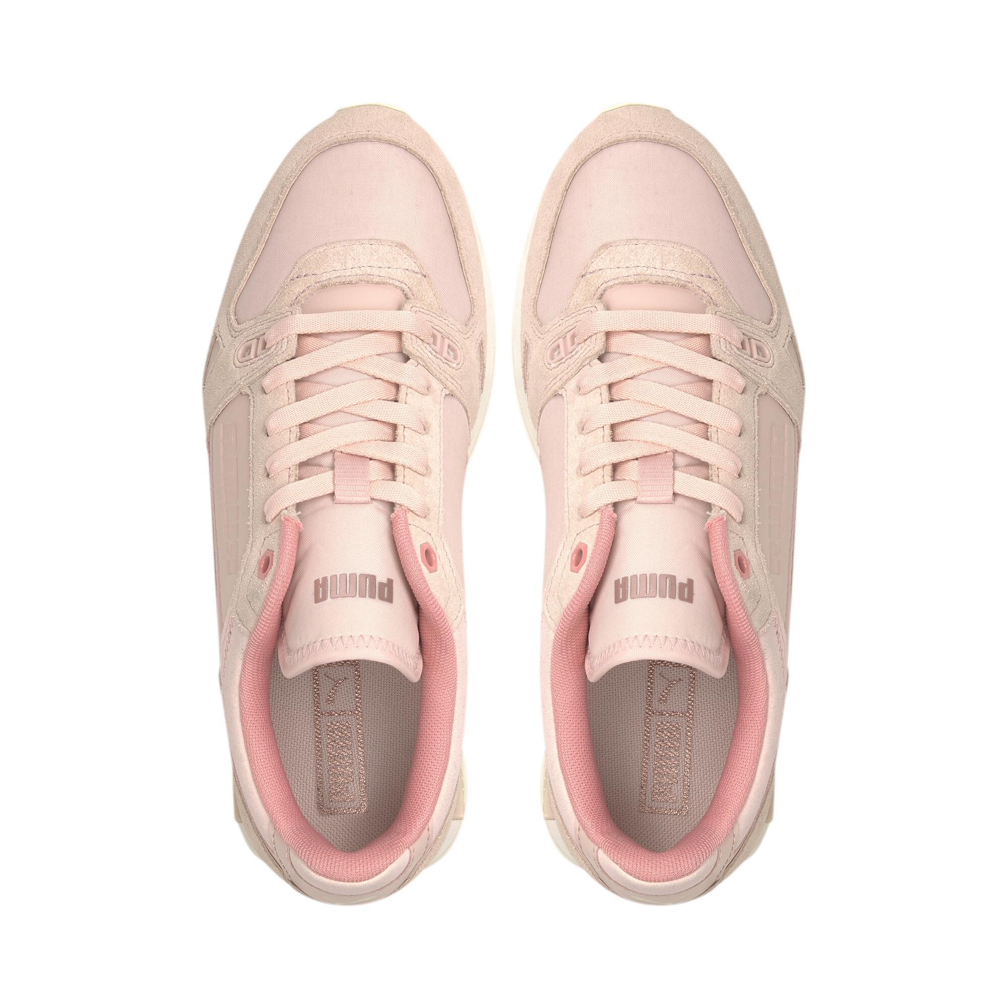 Indexbild 7 - PUMA Mile Rider Chrome Desert Damen Sneaker Frauen Schuhe Neu