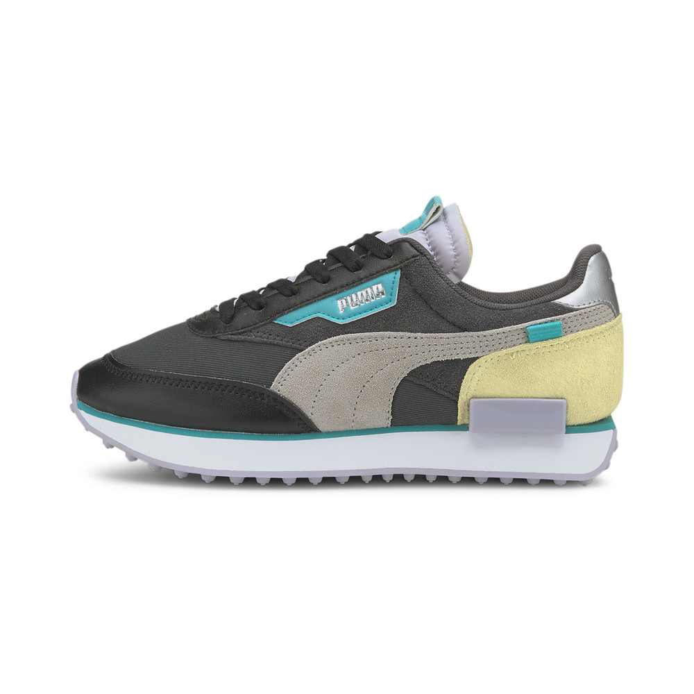 Image Puma Future Rider Soft Metal Women's Trainers #1