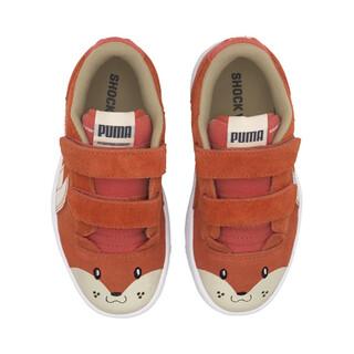 Изображение Puma Детские кеды Ralph Sampson Animals V PS