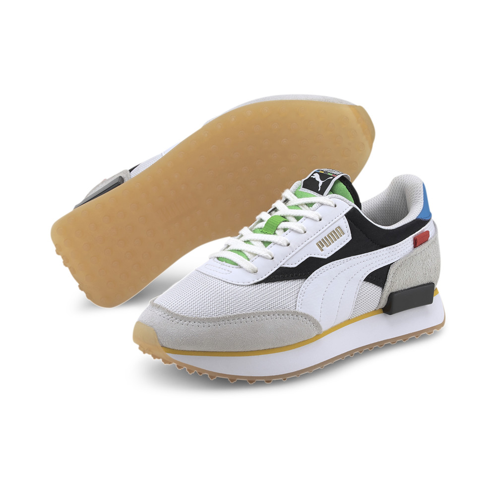 Image PUMA Future Rider Unity Youth Sneakers #2