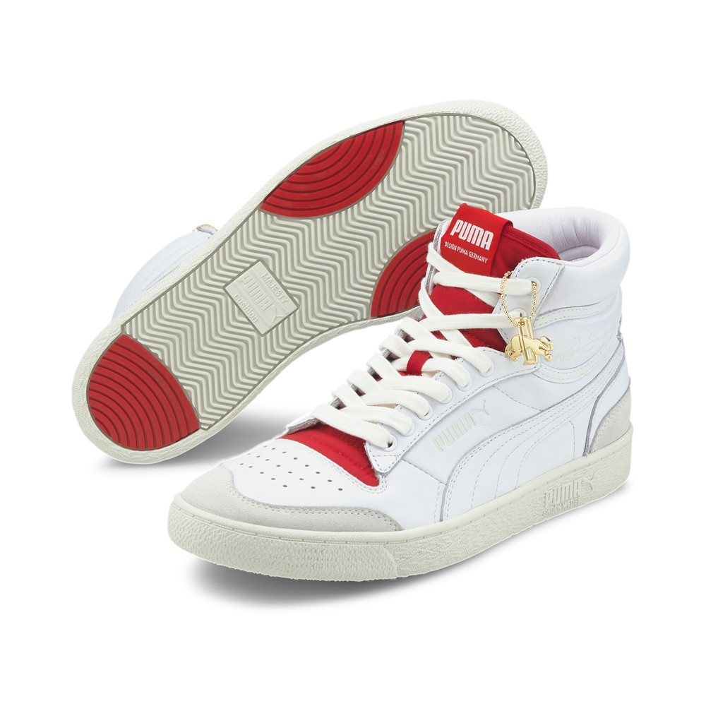 Image PUMA Ralph Sampson Mid Dassler Legacy Sneakers #2