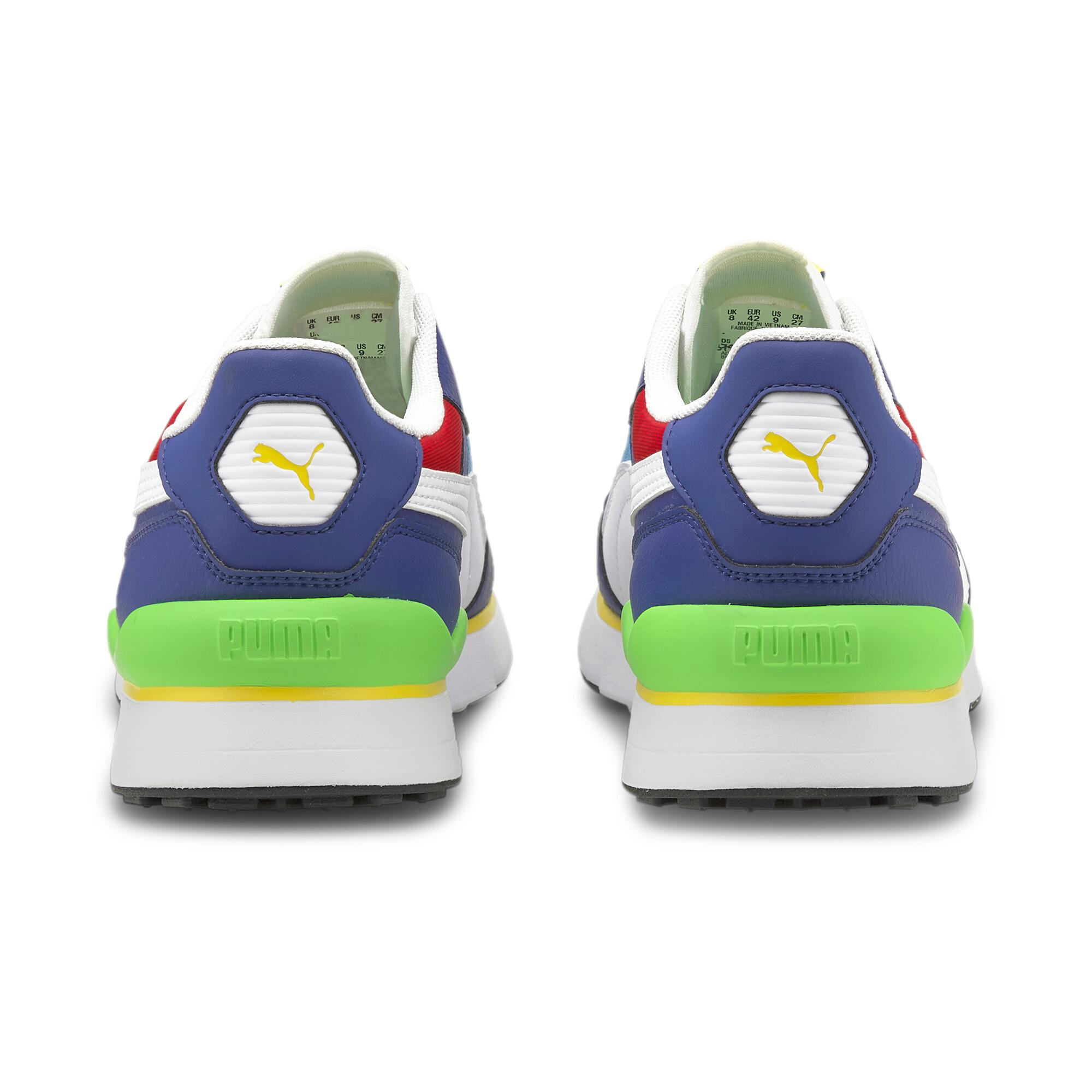 thumbnail 10 - PUMA Men's R78 FUTR Sneakers