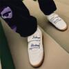 Image PUMA PUMA x KIDSUPER Ralph Sampson 70 Sneakers #9