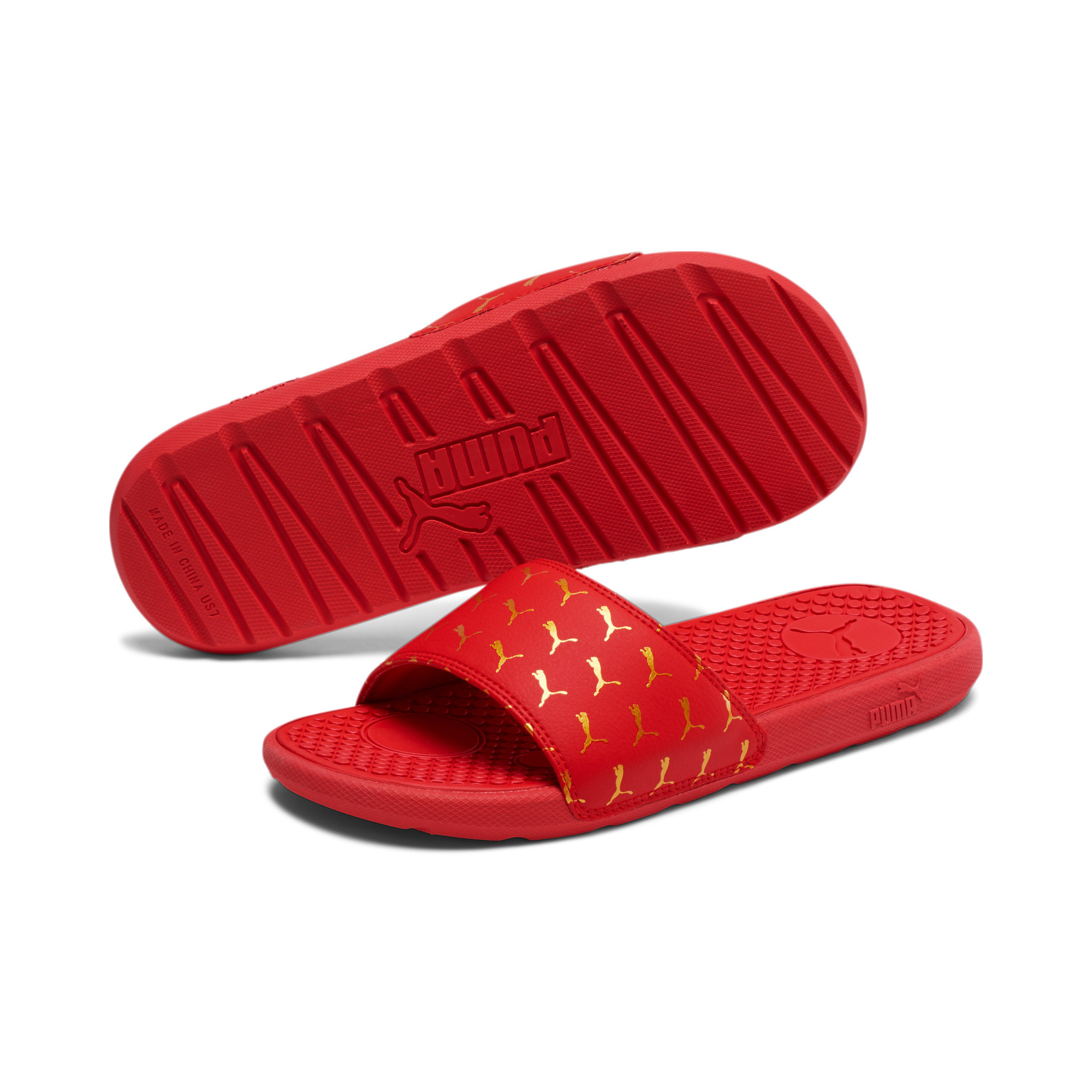 PUMA Women's Cool Cat Bold 2 Slides