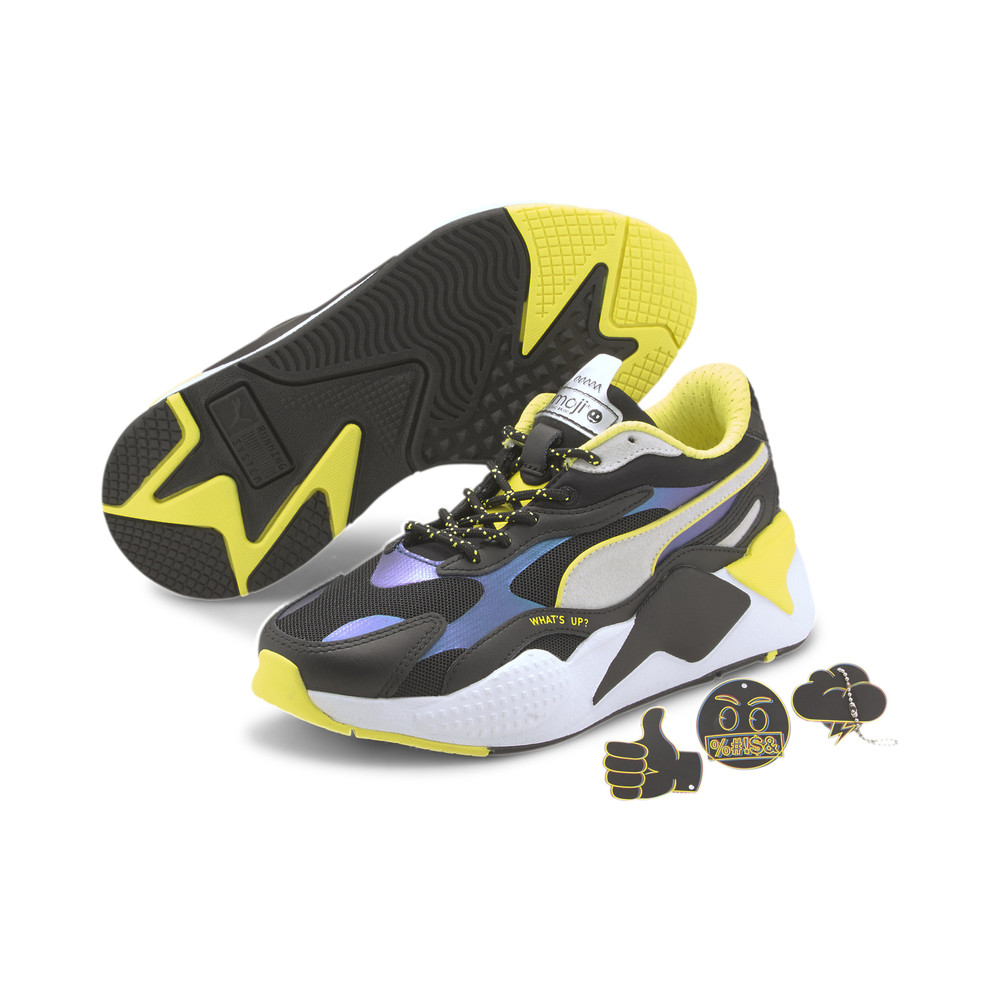 Image Puma PUMA x EMOJI RS-X³ Youth Trainers #2