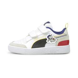PUMA x PEANUTS Ralph Sampson V Kids' Sneakers