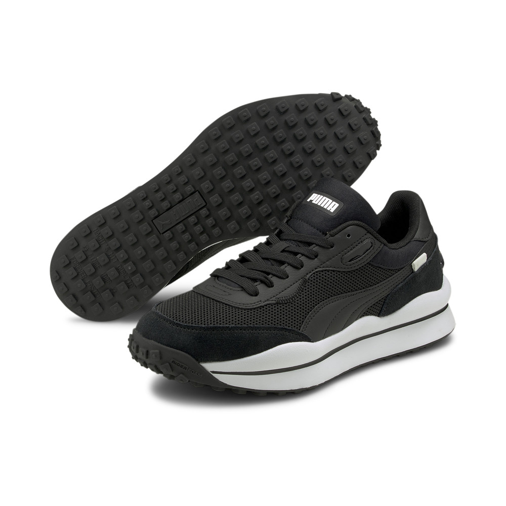 Image PUMA Style Rider Clean Sneakers #2