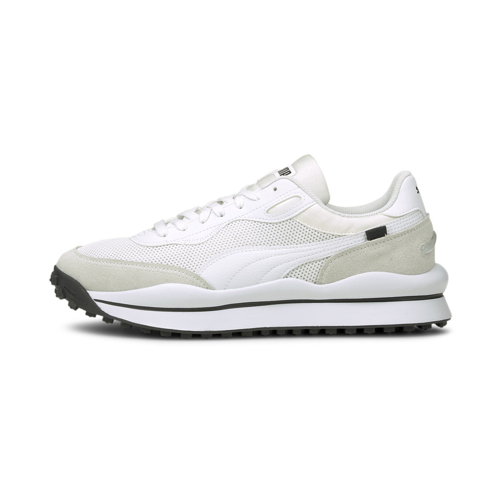 Image PUMA Style Rider Clean Sneakers #1
