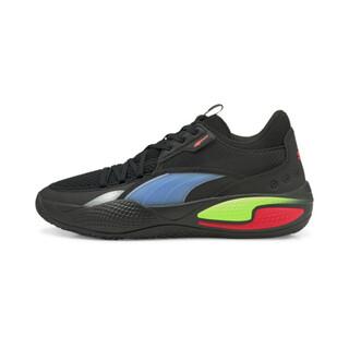 Image PUMA Court Rider Pop Basketball Shoes