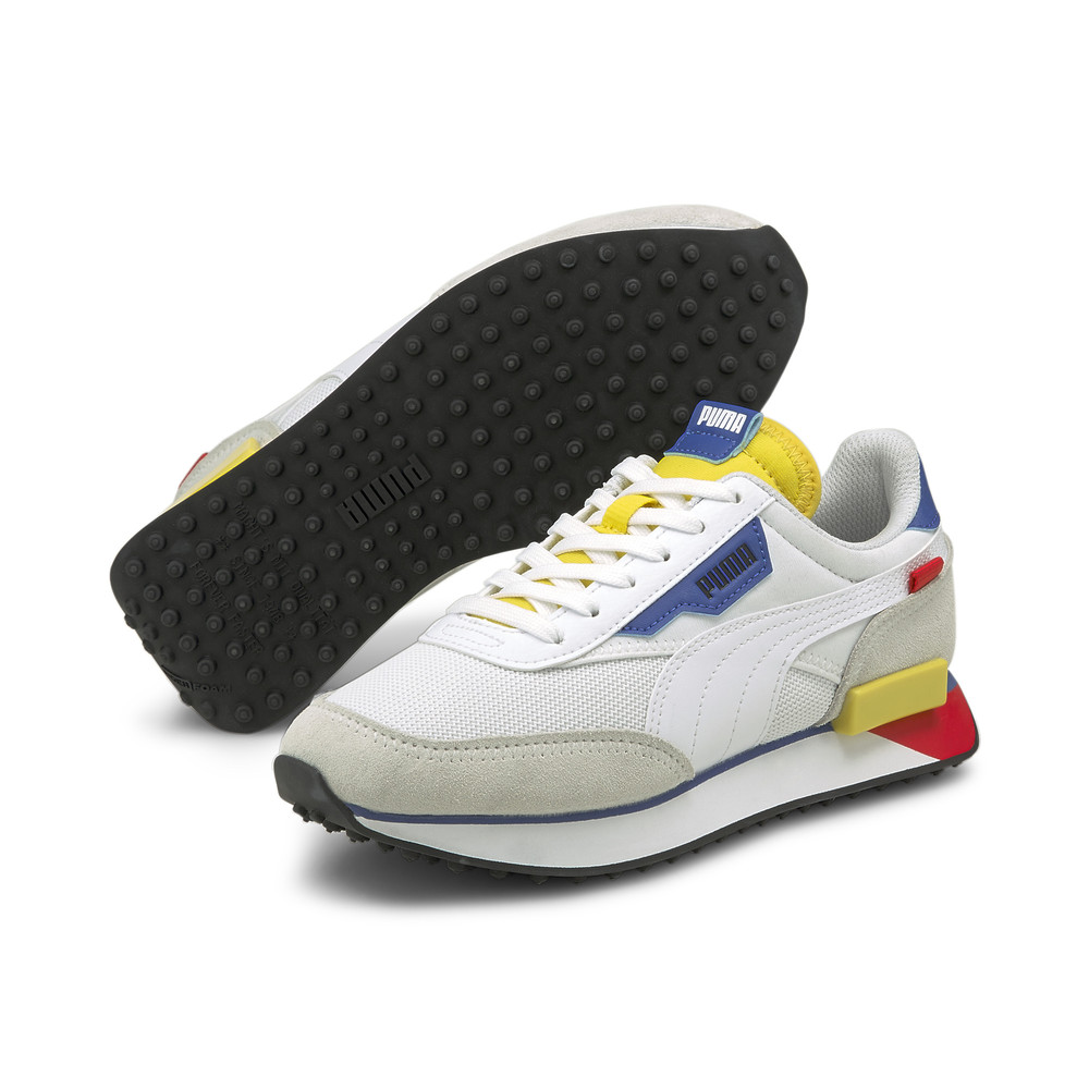 Image PUMA Future Rider Neon Play Youth Sneakers #2