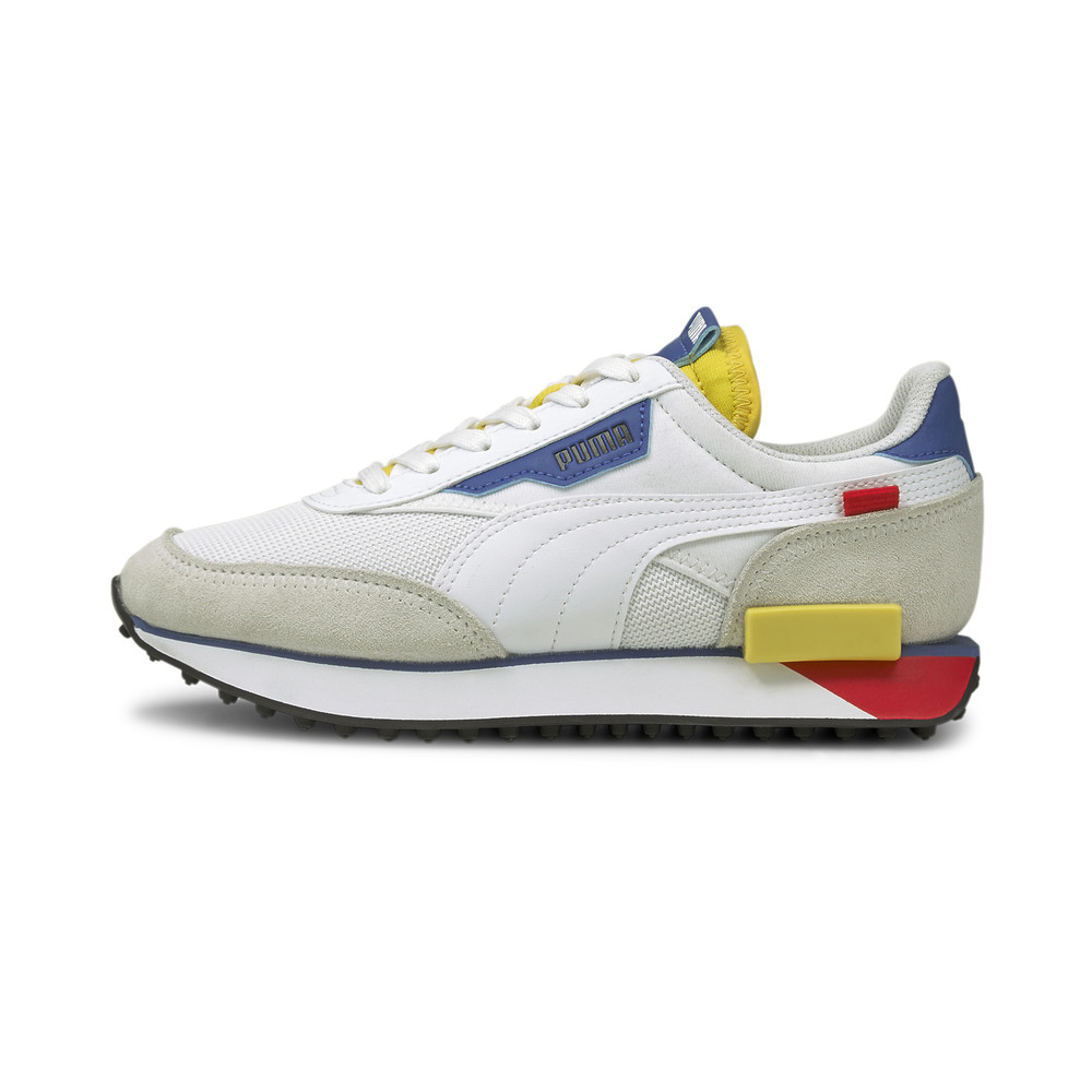Image PUMA Future Rider Neon Play Youth Sneakers #1