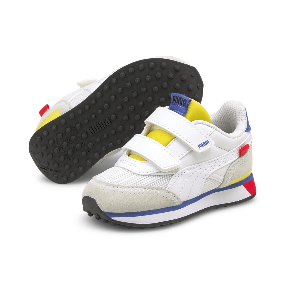 Image PUMA Future Rider Neon Play Babies' Sneakers #2