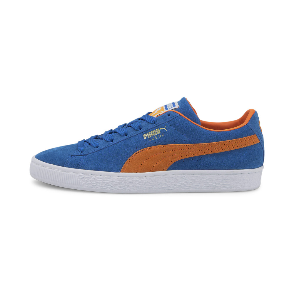Image PUMA Suede Teams Sneakers #1