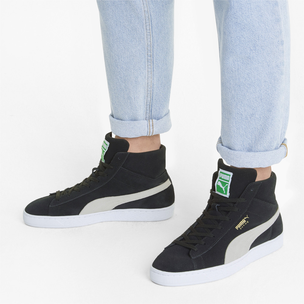 Image PUMA Suede Mid XXI Men's Sneakers #2