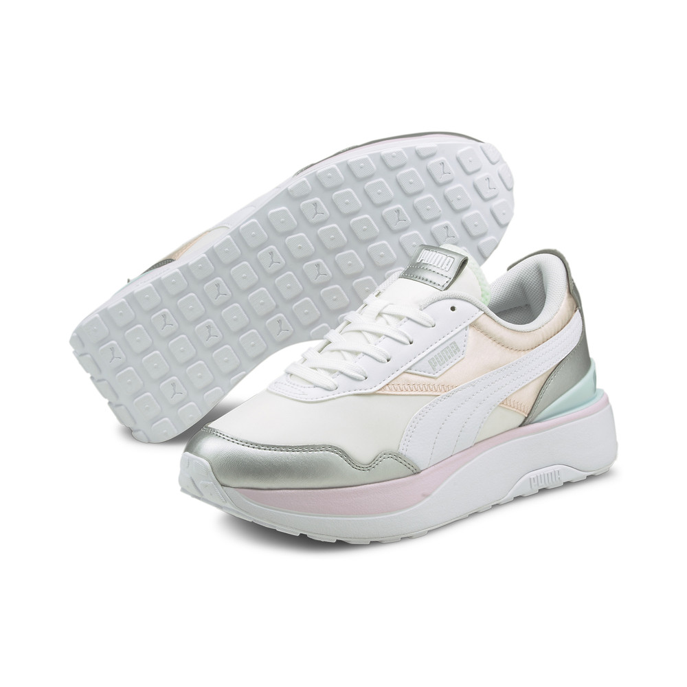 Image PUMA Cruise Rider Chrome Women's Sneakers #2