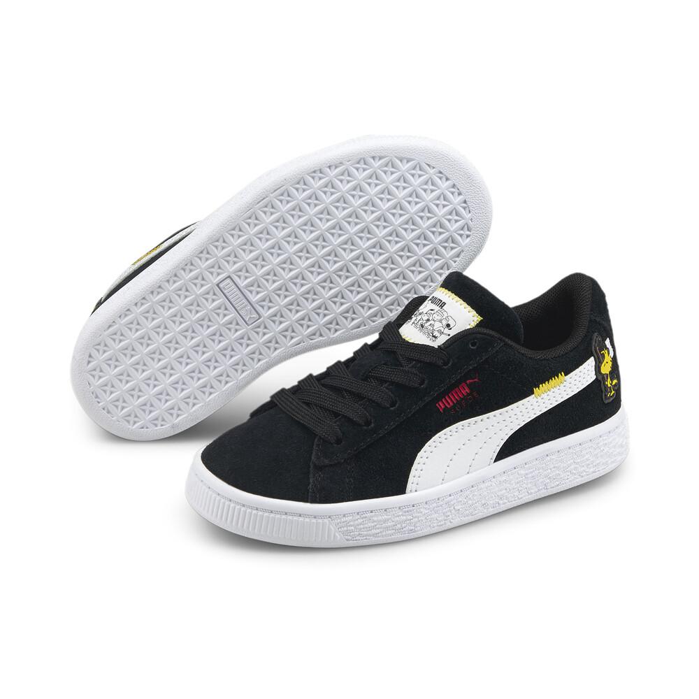 Image PUMA PUMA x PEANUTS Suede Classic XXI Kids' Sneakers #2