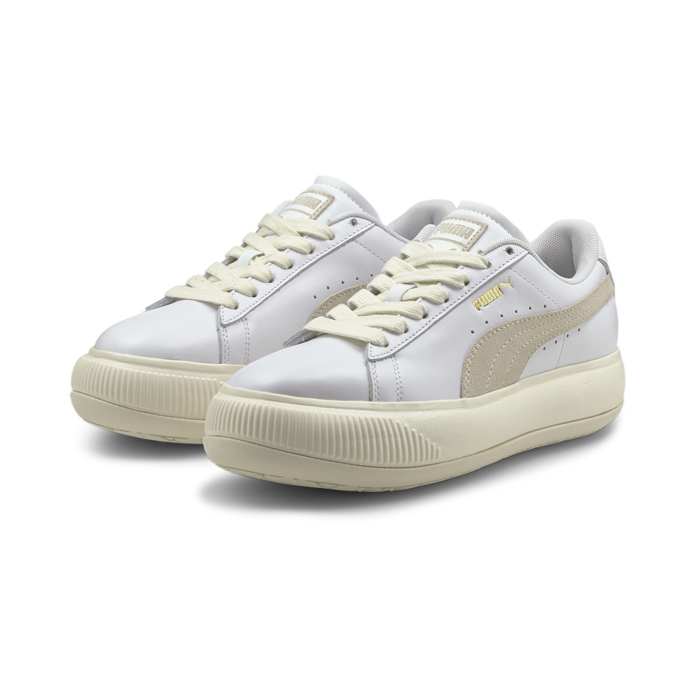 Image PUMA Suede Mayu Women's Leather Sneakers #2