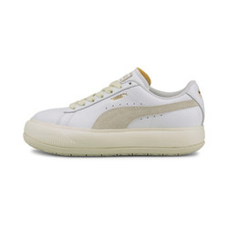 Suede Mayu Women's Leather Sneakers