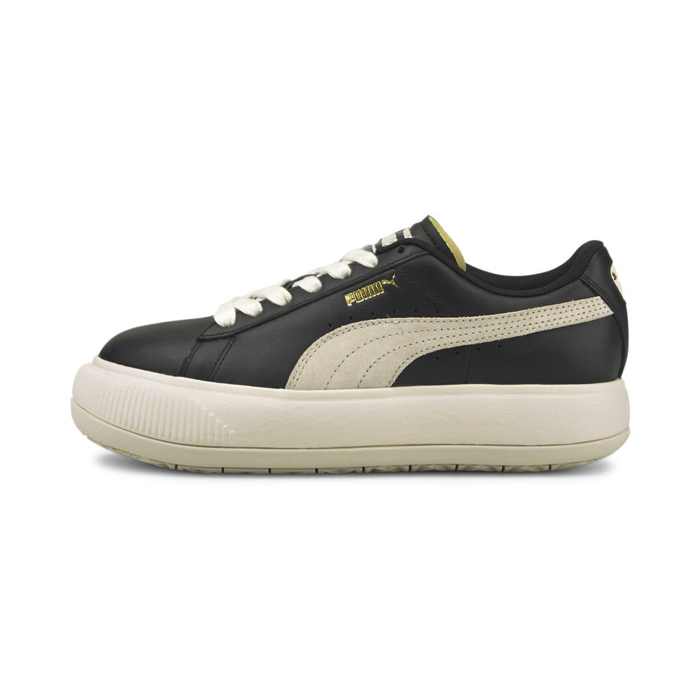 Image PUMA Suede Mayu Women's Leather Sneakers #1