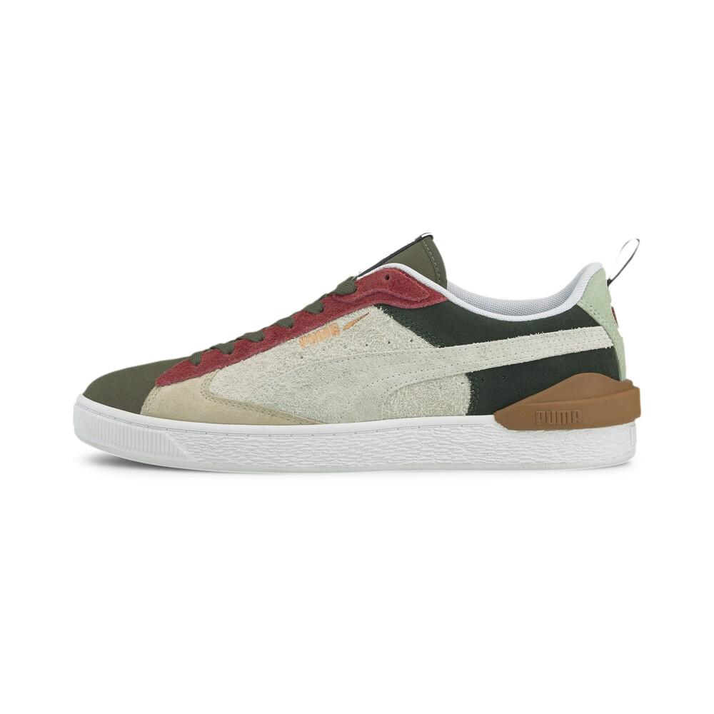 Image PUMA Suede Bloc WTFormstrip Sneakers #1