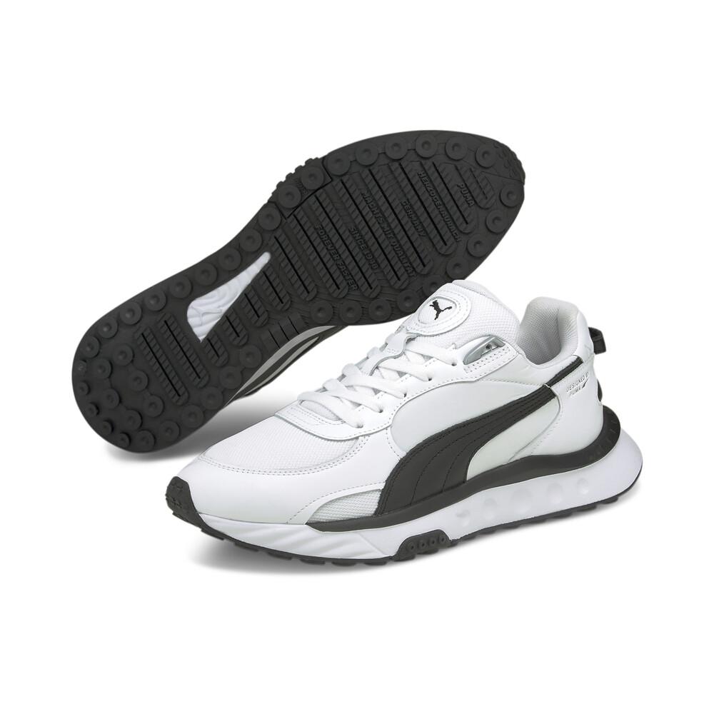 Image PUMA Wild Rider Route Sneakers #2