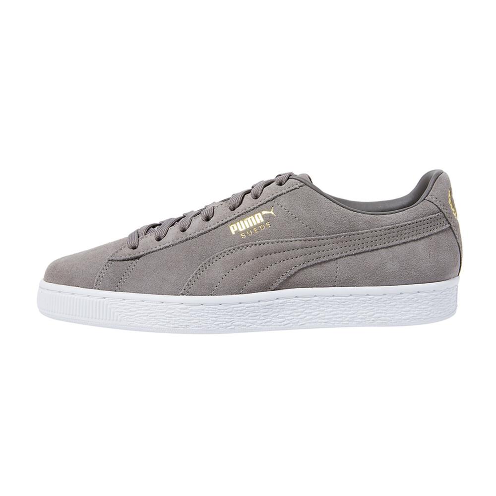 Image PUMA PUMA x TMC Hussle Way Suede Sneakers #1