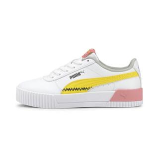 Image PUMA PUMA x PEANUTS Carina Youth Sneakers
