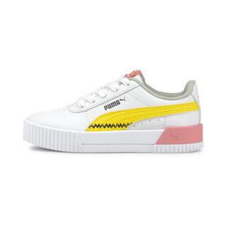 Image PUMA PUMA x PEANUTS Carina Kids' Sneakers