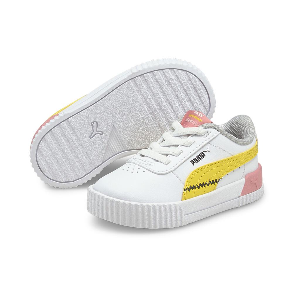 Image PUMA PUMA x PEANUTS Carina AC Babies' Sneakers #2