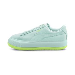 Image PUMA Suede Mayu Mono Women's Sneakers