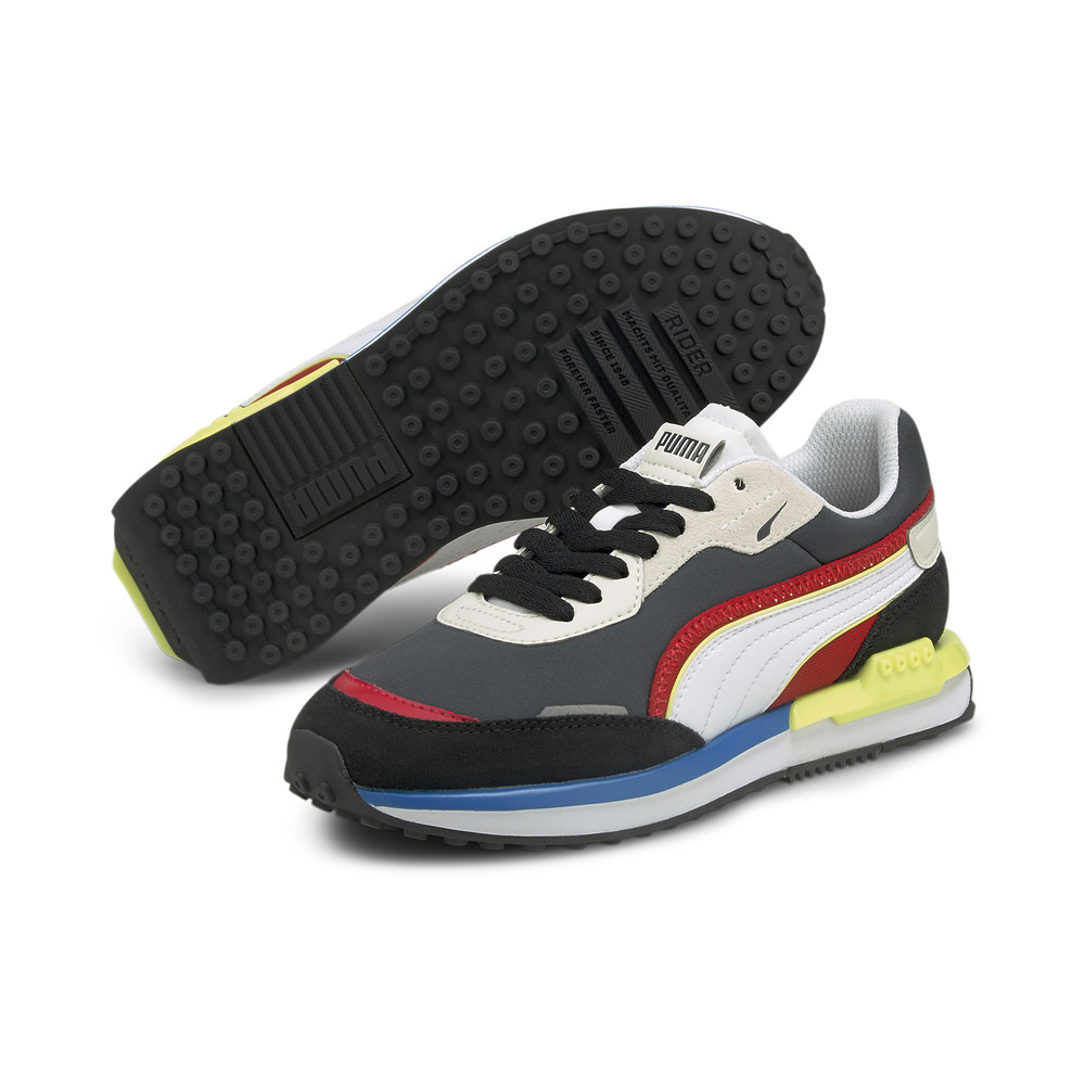 Image PUMA City Rider Youth Sneakers #2