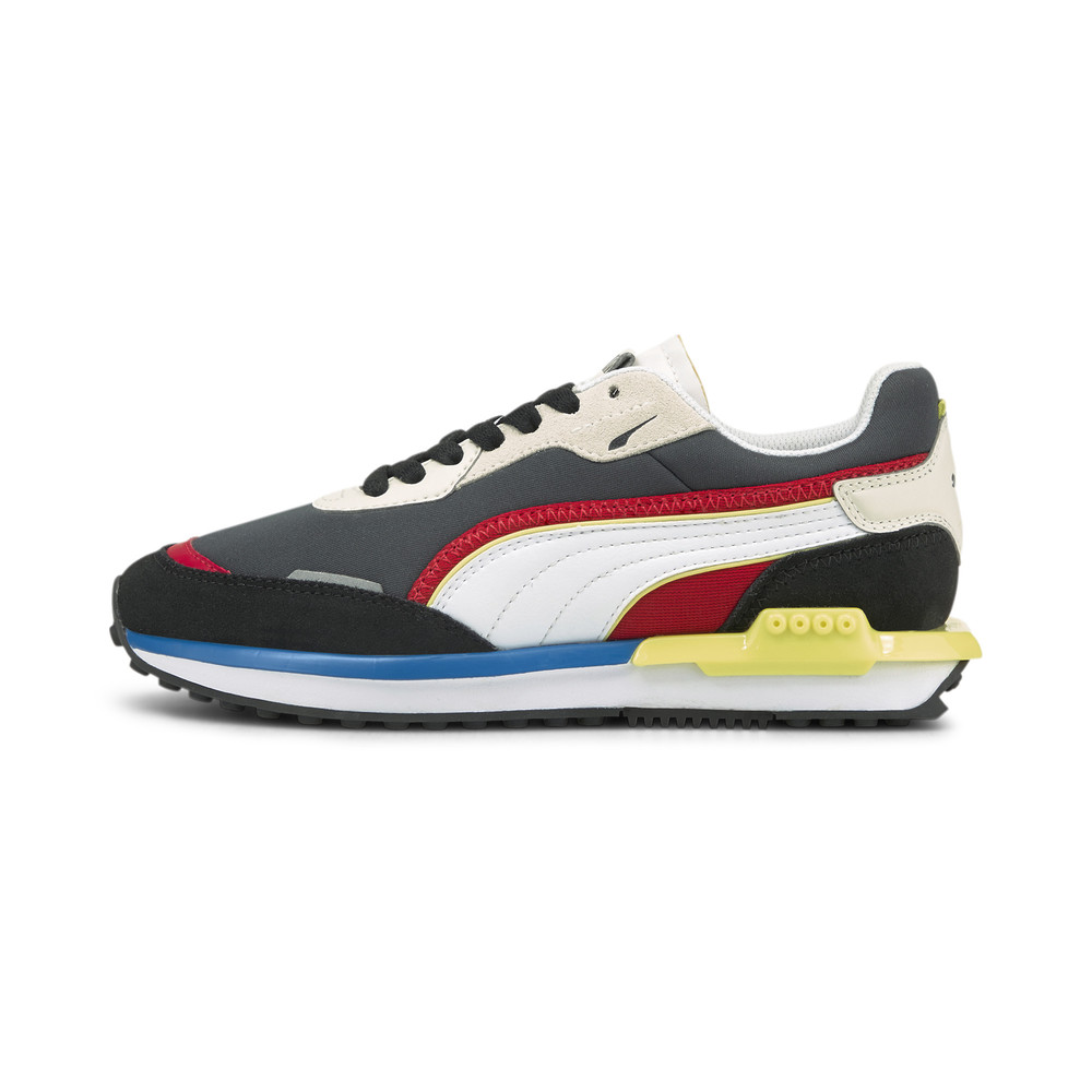 Image PUMA City Rider Youth Sneakers #1