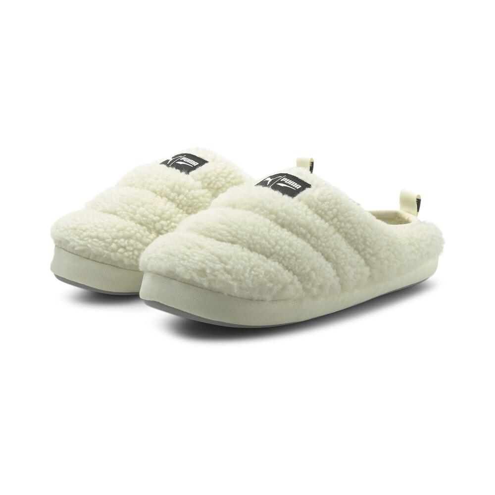 Image PUMA Scuff Sherpa Slippers #2