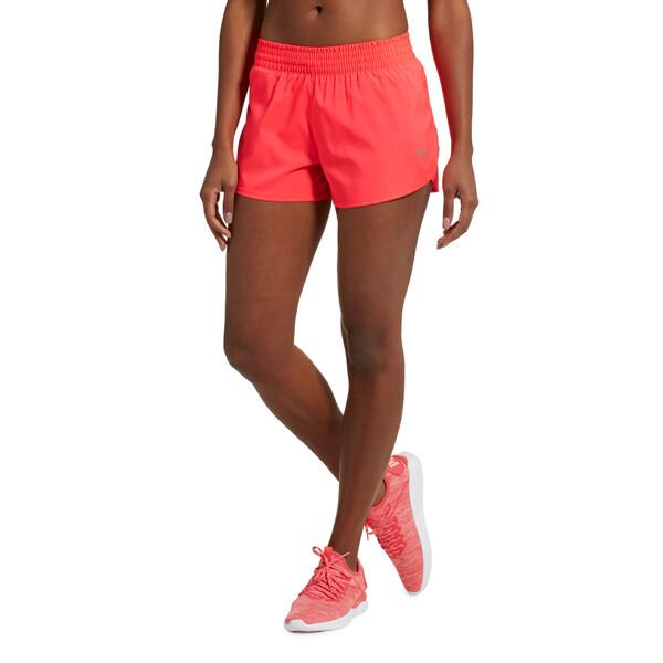 Running Women's Shorts, Bright Plasma, large