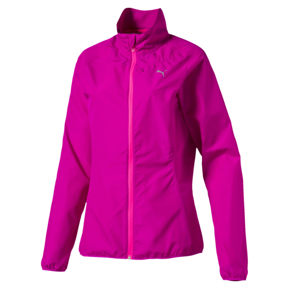 Изображение Puma Олимпийка Core-Run Wind Jkt W #1