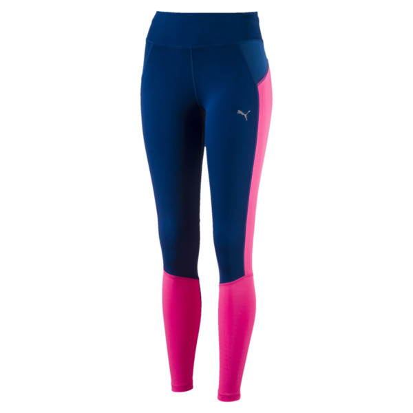 Hardlopen - Speed legging voor vrouwen, KNOCKOUT PINK-TRUE BLUE, large