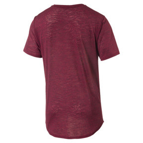 Thumbnail 4 of Active Training Herren Dri-Release® Novelty T-Shirt, Tibetan Red Heather, medium