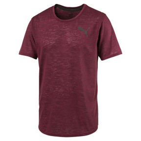 Thumbnail 1 of Active Training Herren Dri-Release® Novelty T-Shirt, Tibetan Red Heather, medium