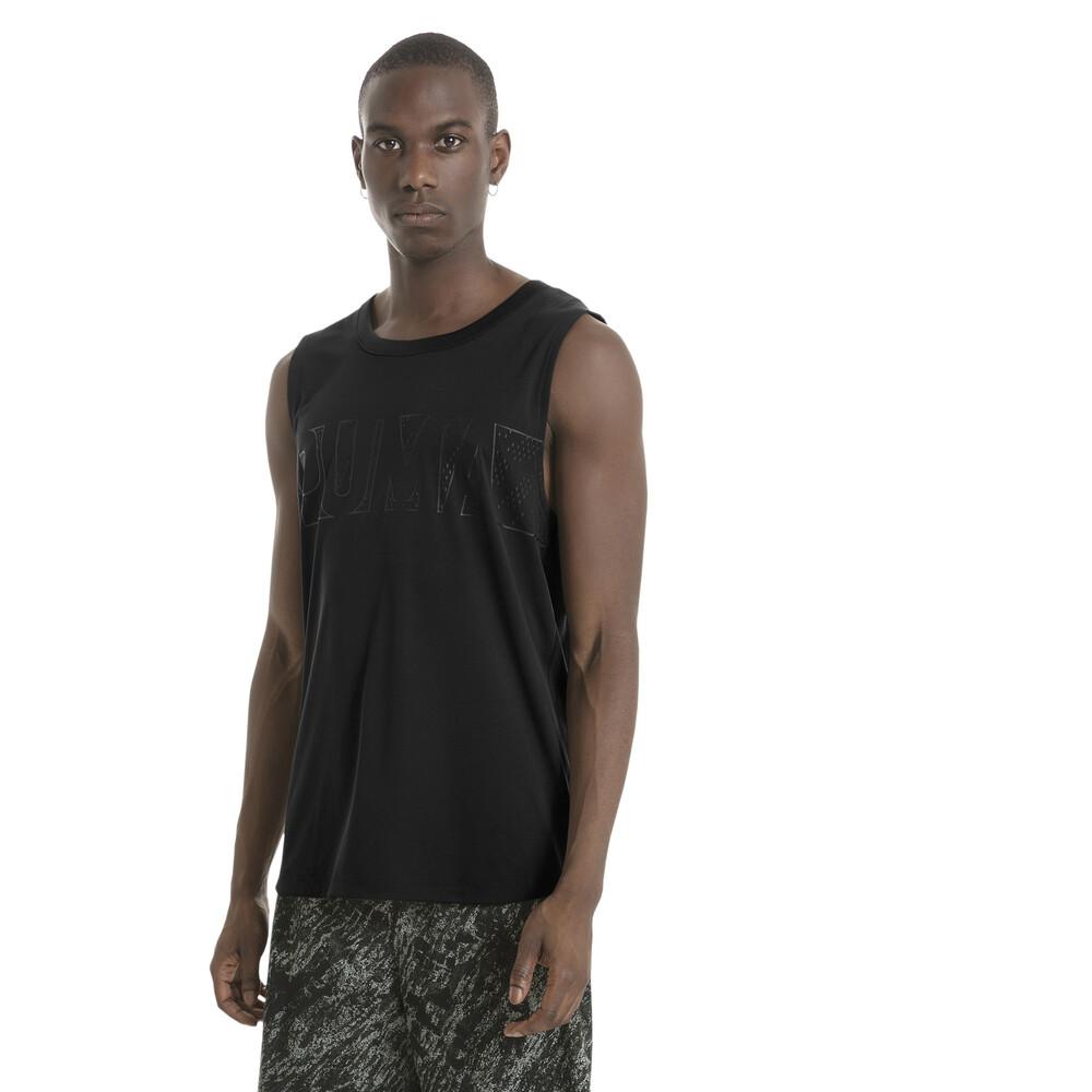Görüntü Puma ACTIVE TRAINING Energy Kolsuz Erkek T-shirt #2