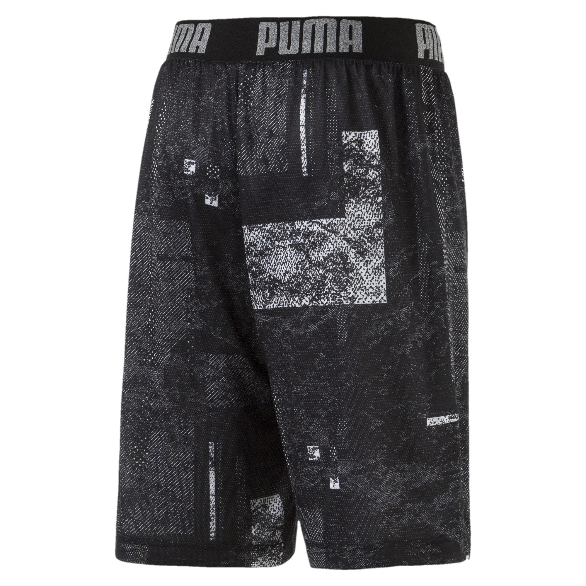 Image Puma Men's Active Training Reversible Shorts #2