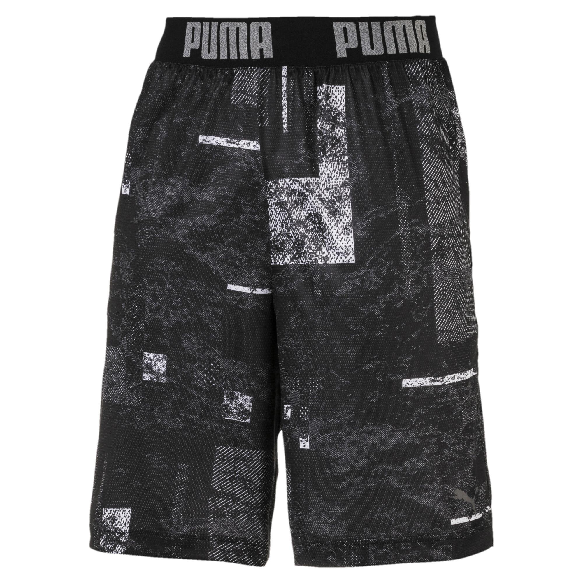 Image Puma Men's Active Training Reversible Shorts #1