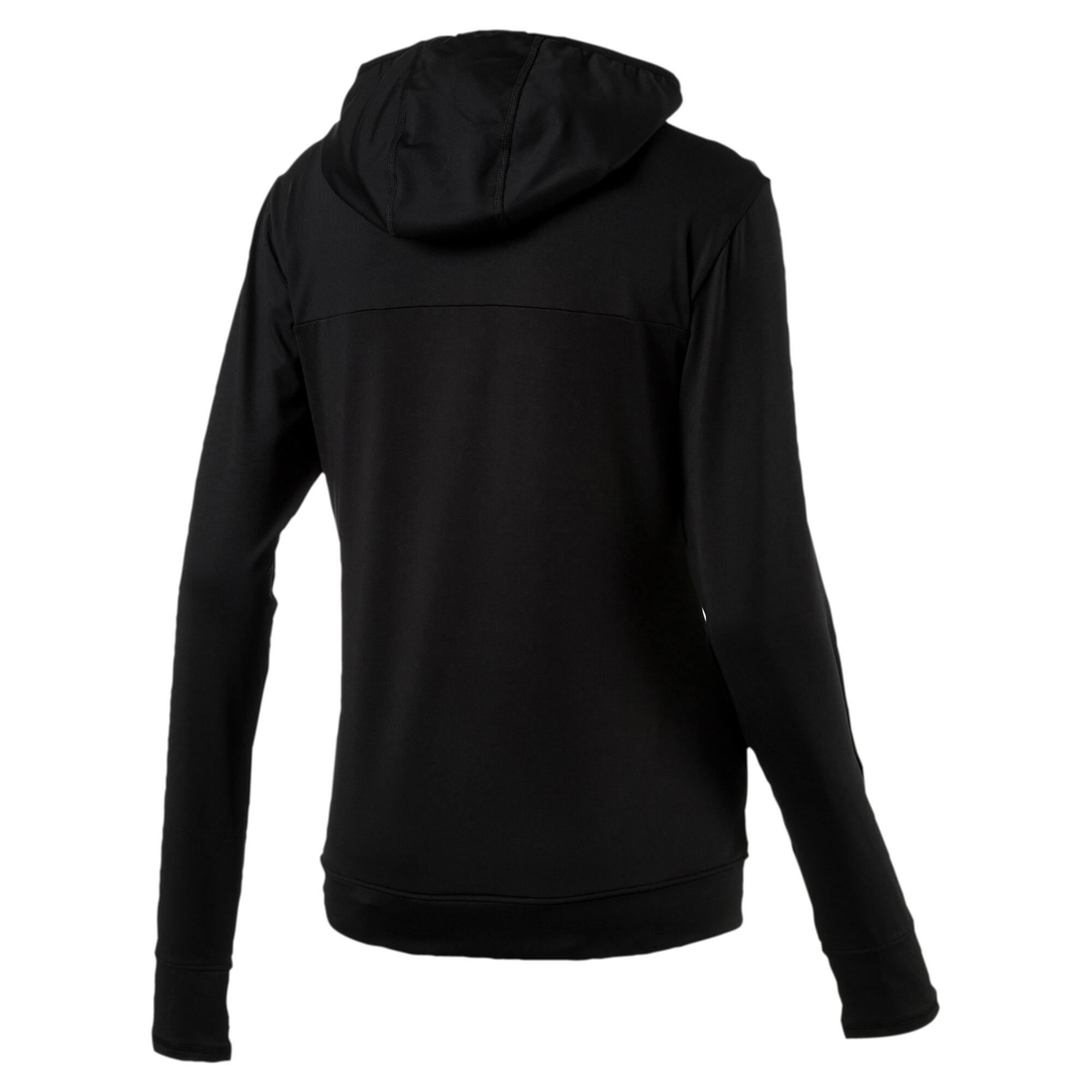 Image Puma Women's Training Essential Hooded Jacket #2