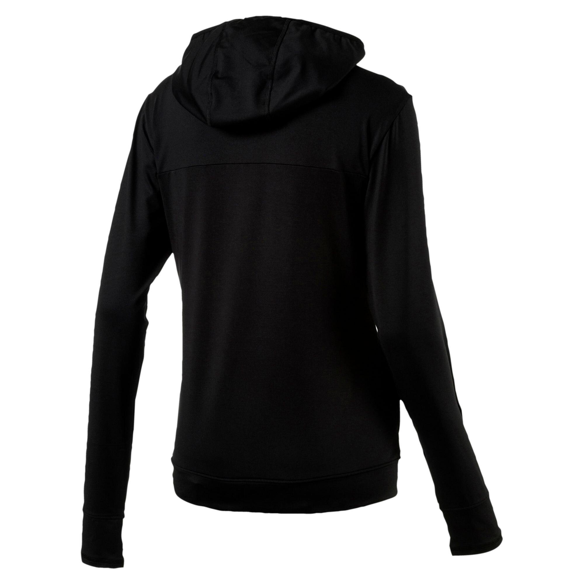 Image Puma Women's Training Essential Hooded Jacket #3
