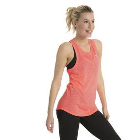 Imagen en miniatura 2 de Camiseta de tirantes estilo boyfriend de mujer Active Training, Nrgy Peach Heather, mediana