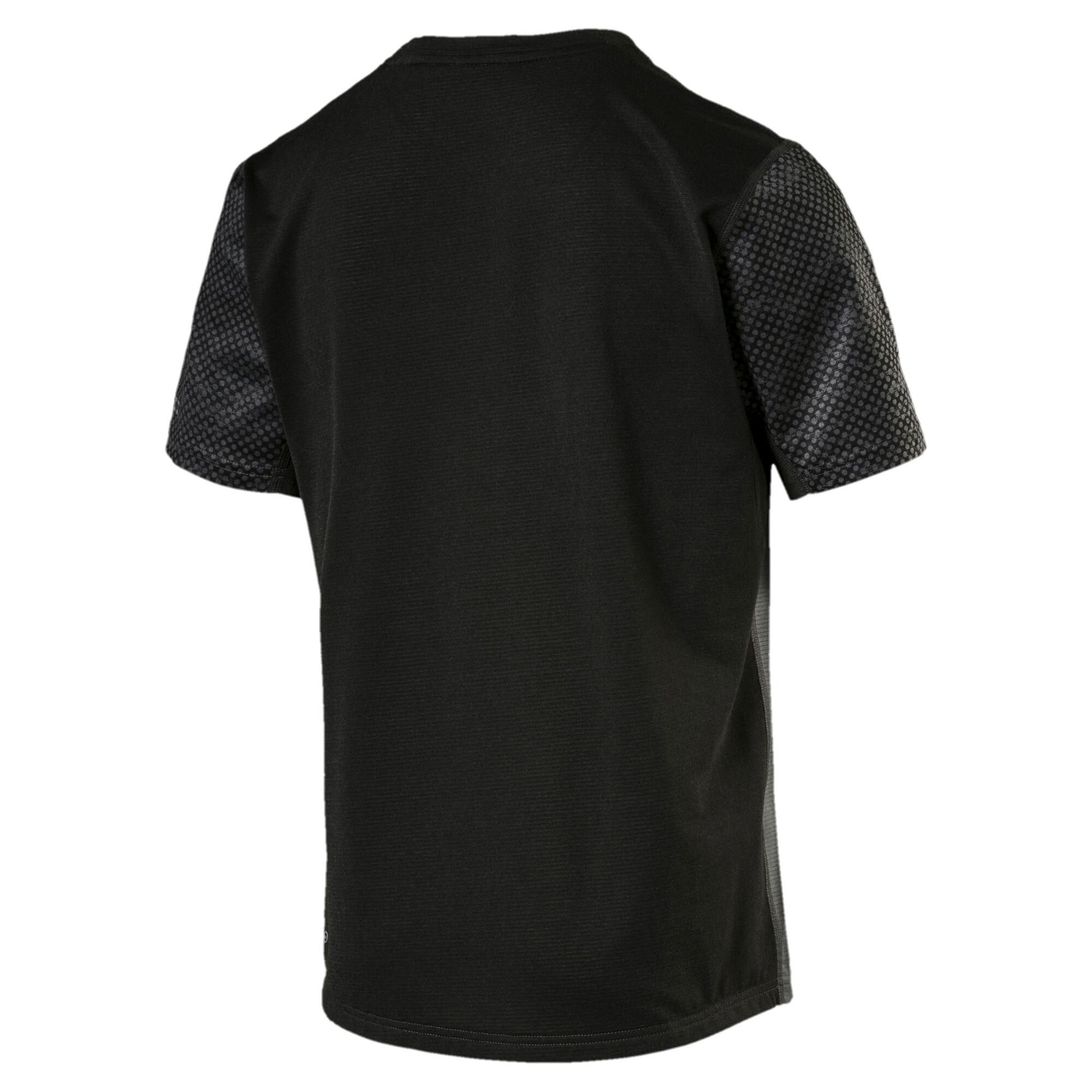 Image Puma Men's Graphic Short Sleeve Running T-Shirt #2