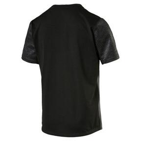 Thumbnail 4 of Graphic Short Sleeve Men's Running T-Shirt, Puma Black-Asphalt, medium