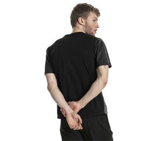 Thumbnail 3 of Graphic Short Sleeve Men's Running T-Shirt, Puma Black-Asphalt, medium