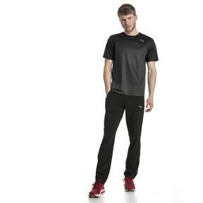 Thumbnail 5 of Graphic Short Sleeve Men's Running T-Shirt, Puma Black-Asphalt, medium