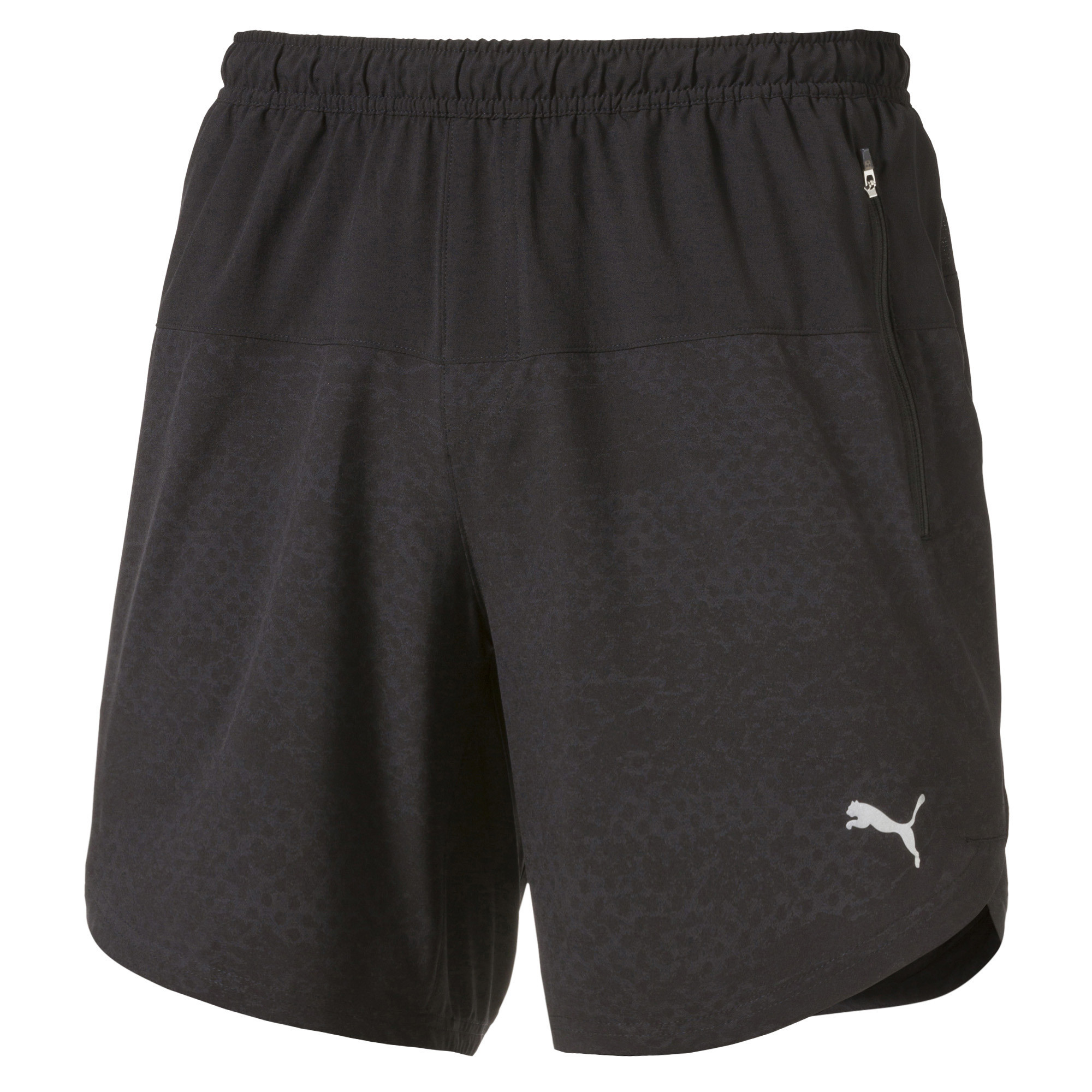 a50587513d Image Puma Men's Pace 7'' Graphic Running Shorts #1. Zoom In
